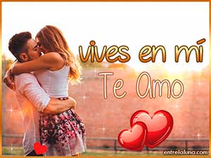 Vives en mi Te Amo  Damaris
